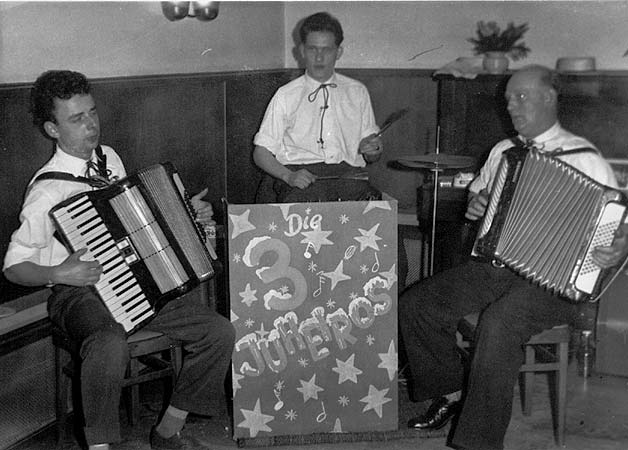 Grünkohlessen 1958
